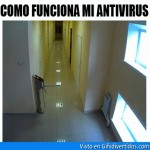 Como funciona mi Antivirus...Descripcion grafica