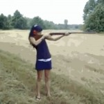Cuidado con la escopeta...LOL