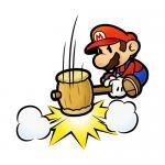 Create Mario Hammer Smash Meme